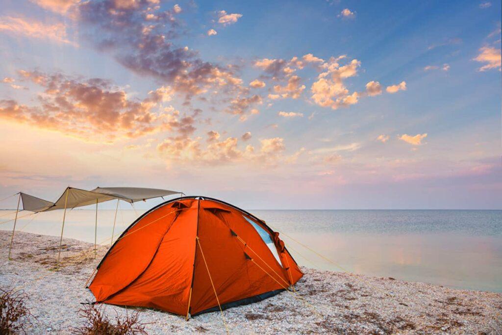 離島 キャンプ