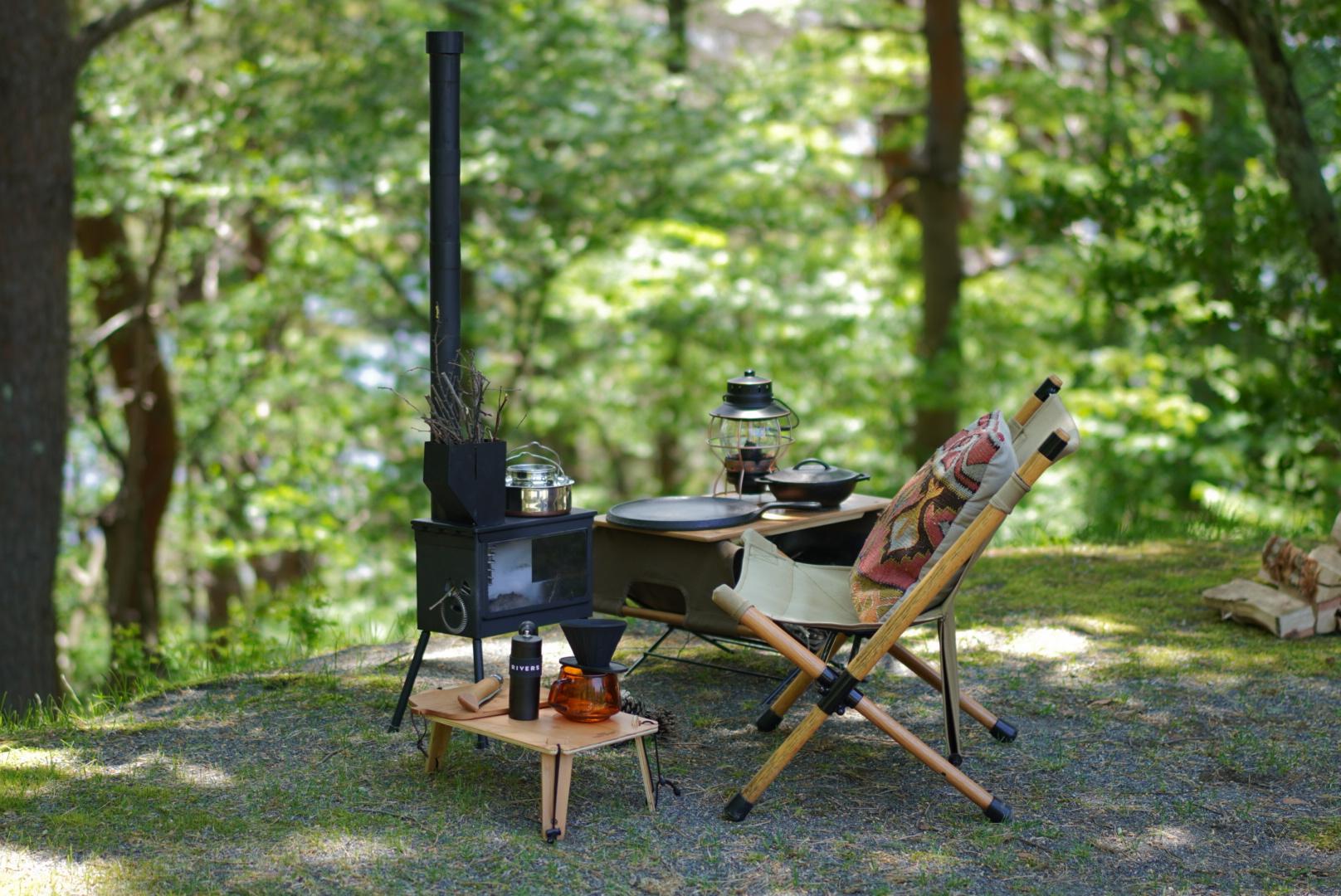 ロケットストーブ「Ammo stove standard」