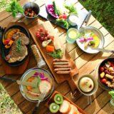 ぬくもりのあるウッドテーブルでワンランク上のキャンプを楽しむ!お手入れ方法も紹介