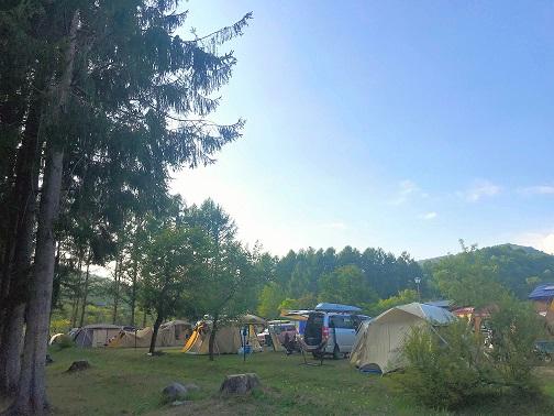 道央キャンプ場
