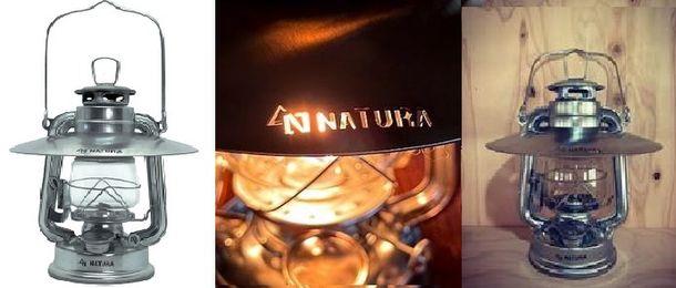 NATURA小型オイルランタン&ランタンシェード、 TRANS FIRE(焚火台)が絶賛発売中