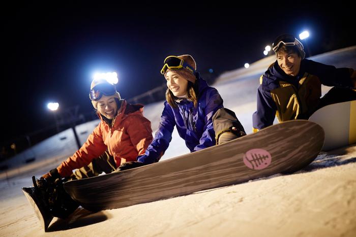 アルツ磐梯・猫魔スキー場