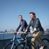 VanMoofから、初のハイスピードE-バイク「VanMoof V 」世界同時発表