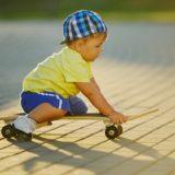 「スキャモンの発育曲線」でわかる!3歳からスポーツをはじめたほうがいい理由